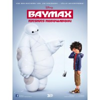 Baymax – Riesiges Robowabohu