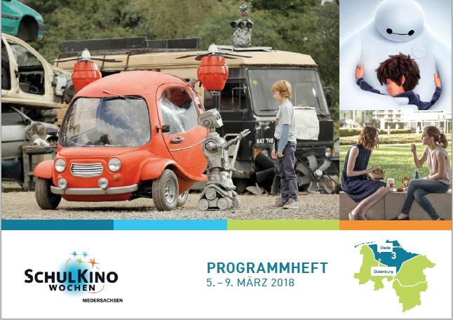 Programmheft 2018 Region 3