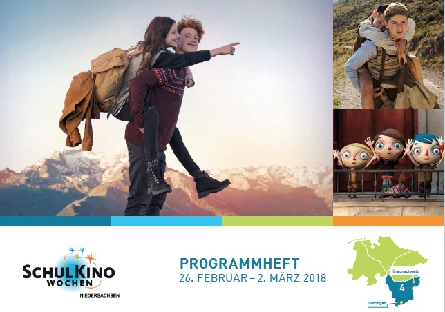 Programmheft 2018 Region 4