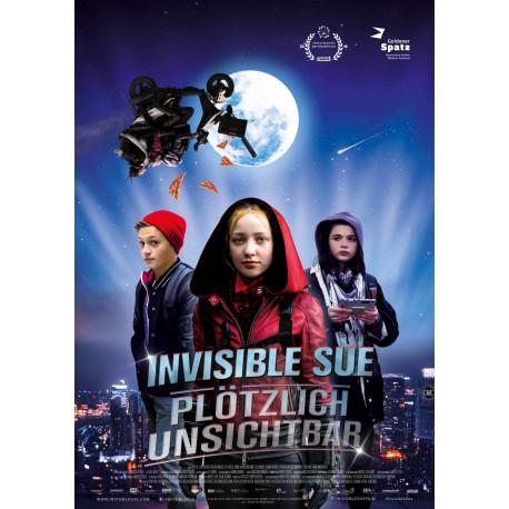 Invisible Sue – Plötzlich unsichtbar
