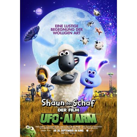 Shaun das Schaf – UFO-Alarm