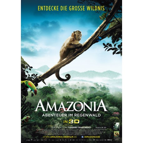 Amazonia – Abenteuer im Regenwald