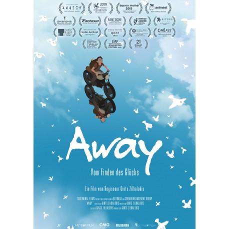 Away – Vom Finden des Glücks