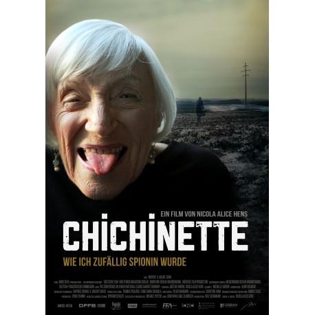 Chichinette – Wie ich zufällig Spionin wurde